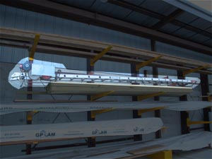 rental 10-1003 Shingle conveyer ladder