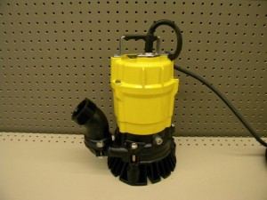 rental 2in Submersible Pump