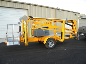 rental Bil-Jax Highlift 45 2