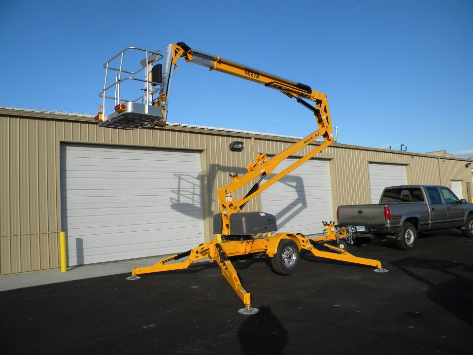 Rental Ladder Bil Jax Highlift 45 ...