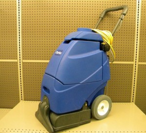 Rental Clarke Carpet Extractor Cleaner floor care