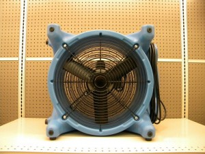 rental Exhaust fan