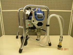 rental Graco Paint Sprayer 1 Gal