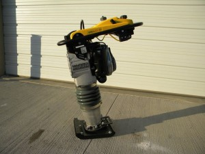 Wacker Jumping Jack Compactor compaction tools
