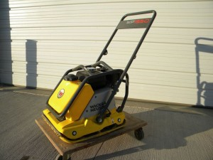 Wacker Plate Compactor compaction tools