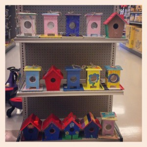 birdhouse entries