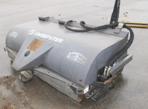 skidsteer sweeper